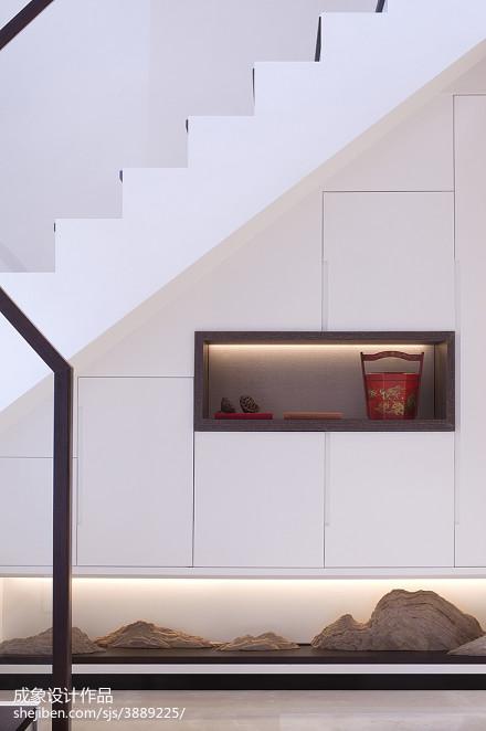 浪漫278平中式样板间装潢图