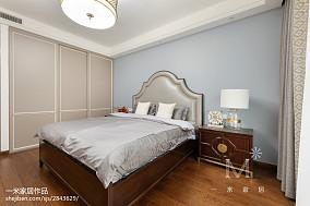 精美面积110平混搭四居卧室装修效果图片大全