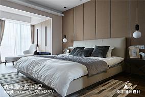 热门134平米现代复式卧室装修设计效果图片欣赏