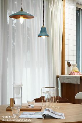 124平米四居餐厅日式装修欣赏图片大全厨房2图日式设计图片赏析