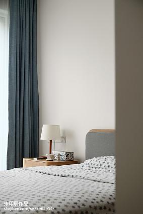 2018日式四居卧室装修图
