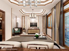 古典风格设计大厅灯图片