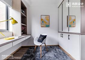 简洁72平北欧二居装修美图二居北欧极简家装装修案例效果图