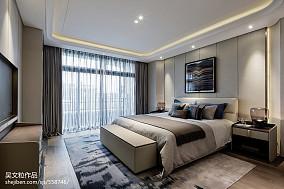 精选现代卧室实景图片大全卧室设计图片赏析
