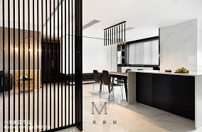 精美大小95平简约三居餐厅装修效果图片大全