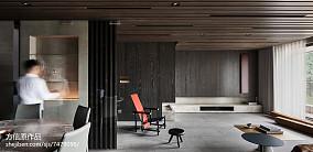 精选109平米三居客厅现代装饰图片大全