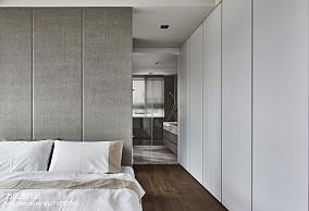 热门96平米三居卧室现代效果图片欣赏