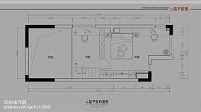 室内豪华客厅简欧风格装修图片