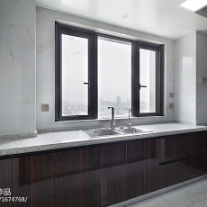 悠雅151平中式四居厨房装饰图