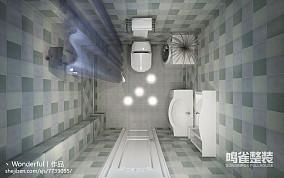厨房天花灯效果图