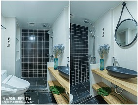 2018日式三居卫生间装修图片卫生间日式设计图片赏析