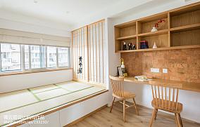 日式三居地台设计图