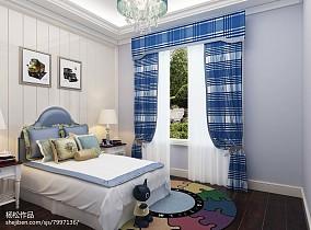 精选地中海卧室装修效果图