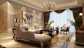 四室两厅2012家装客厅效果图