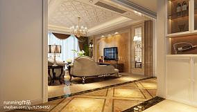 四室两厅装修效果图 四室两厅客厅装修图片
