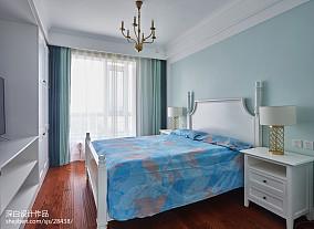 混搭四居卧室设计效果图片
