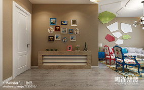 欧式主卧室设计图