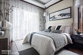 轻奢555平东南亚别墅卧室装潢图别墅豪宅潮流混搭家装装修案例效果图