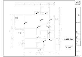 北欧设计四居室装修效果图大全欣赏