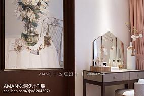 中式客厅垭口装修效果图