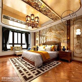 第二步:请为图片添加描述卧室1图中式现代设计图片赏析