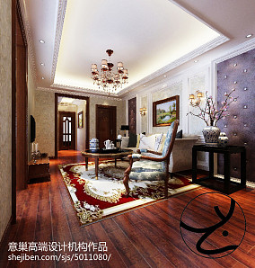 第二步:请为图片添加描述客厅2图欧式豪华设计图片赏析