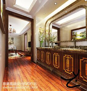 第二步:请为图片添加描述卫生间欧式豪华设计图片赏析