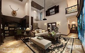 现代中式室内装饰