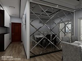 巴福芸香-饭厅-现代风格