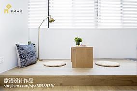 2018精选小户型阳台日式效果图