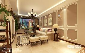 50平米一室一厅户型图