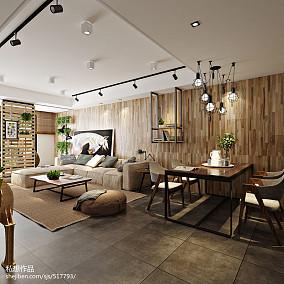 2018精选面积132平复式客厅效果图片