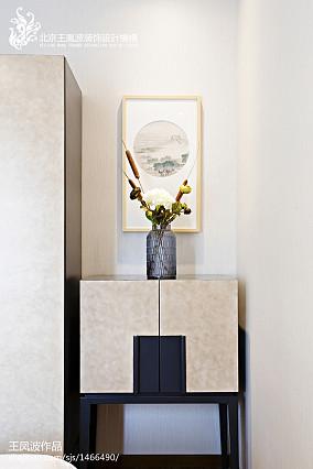 122平方中式别墅客厅欣赏图片别墅豪宅中式现代家装装修案例效果图