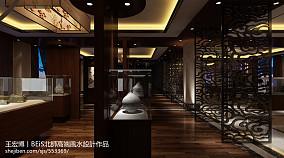 精美135平米中式别墅休闲区装饰图片欣赏