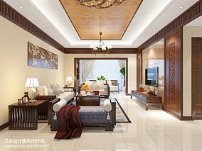 客厅瓷砖装修