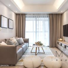 温馨89平日式三居装修设计图