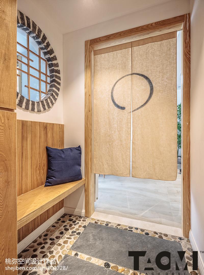 日式风格三居玄关设计图片玄关2图日式玄关设计图片赏析