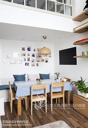 热门80平米二居餐厅日式装修效果图厨房日式设计图片赏析