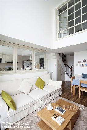 2018精选面积88平日式二居客厅装饰图片大全