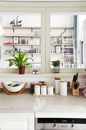 面积89平日式二居厨房装修实景图片餐厅2图日式设计图片赏析