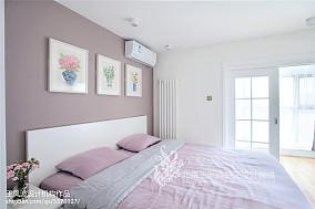 精美78平米二居卧室日式实景图片欣赏