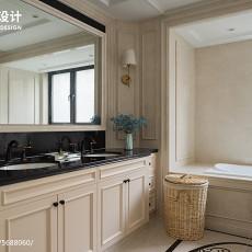 质朴152平美式四居装饰美图