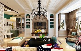 现代别墅室内装修风格