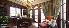 白领公寓精装客厅效果图