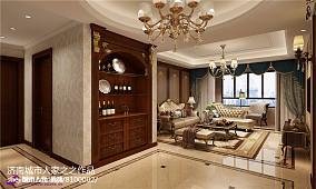 客厅美式古典风格
