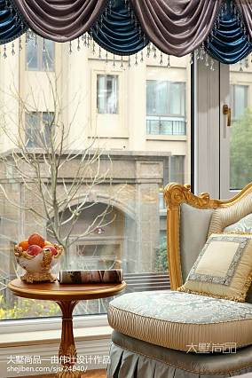 精选115平米欧式别墅卧室装修效果图