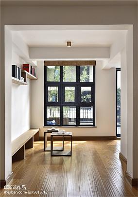 日式别墅玄关设计图