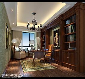 美式风格的室内装饰