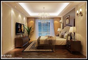 精选新古典复式卧室效果图片大全