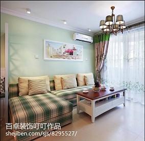 45平米小户型房屋平面设计图欣赏